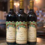 Nickel & Nickel Single Vineyard Napa Valley Cabernet Sauvignons